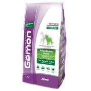 Gemon Medium Adult Agnello e Riso 15 kg
