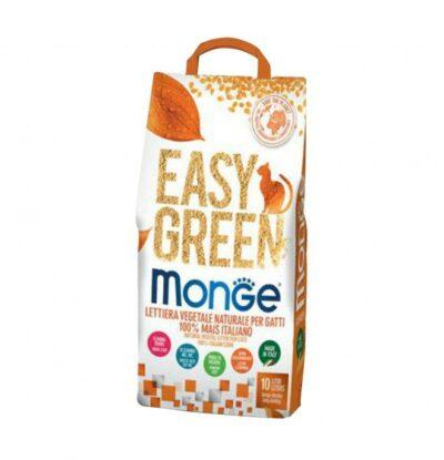 Monge Easy Green Lettiera Gatti 100% Mais