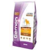 Gemon Medium Adult Pollo e Riso 15 kg