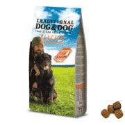 Gheda DOG&DOG Placido al Salmone 20 kg
