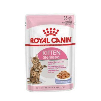 Royal Canin Sterilised Kitten Bustine