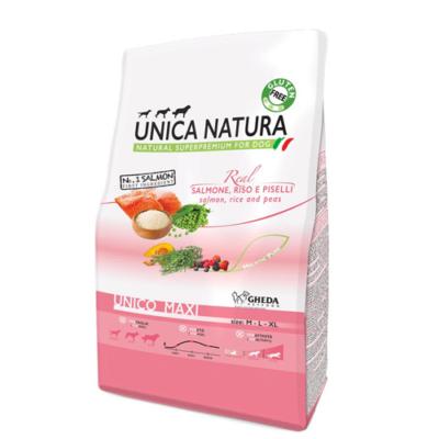 Unica Natura Salmone riso e piselli