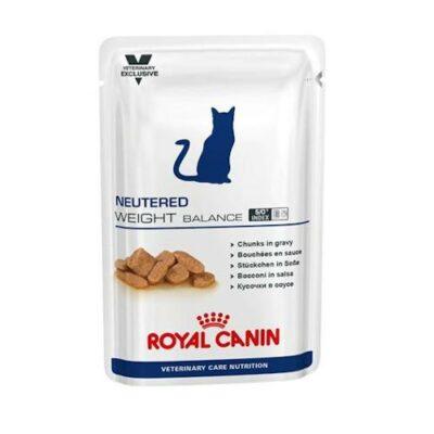 Royal Canin Neutered Weight Balance Bustine
