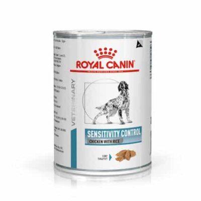 royal-canin-sensitivity-control-cane-scatolette-pollo