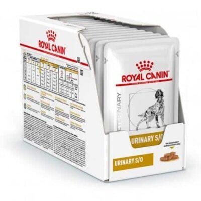 Royal Canin Urinary S/O Bustine Cane