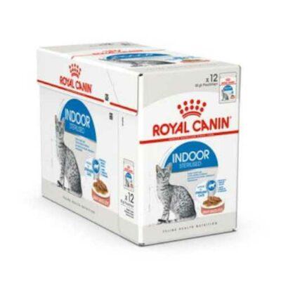 Royal Canin Indoor Buste Gatto Gravy